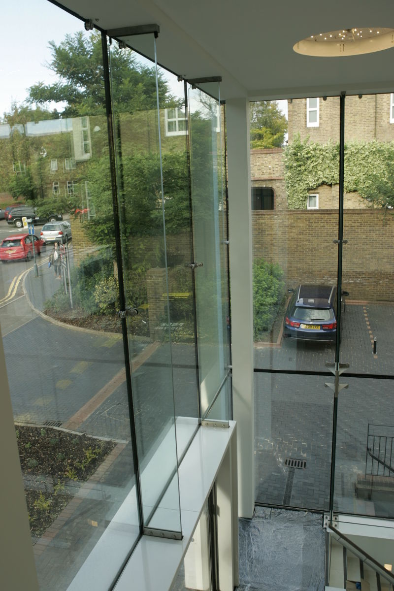 Commercial Structural Amp Frameless Glass Amp Glazing By Umg